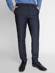 BPT001338 брюки детские, синие