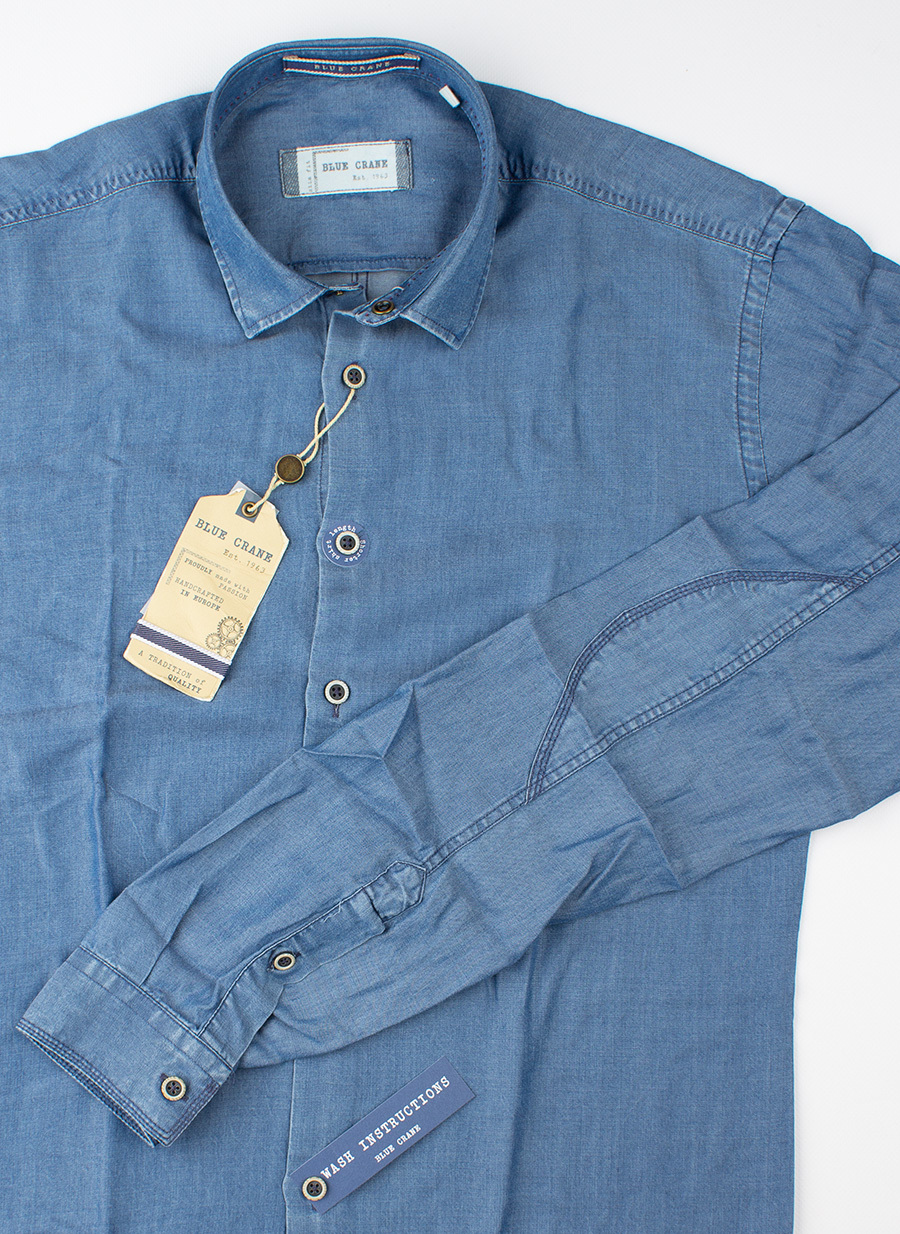Рубашка Blue Crane slim fit 3100349-170-000-000