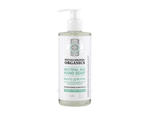 Мыло для рук 300 мл (Planeta Organica Pure)