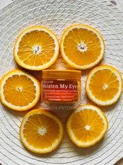 Маски-патчи для области глаз от тёмных кругов Bioaqua с витамином С