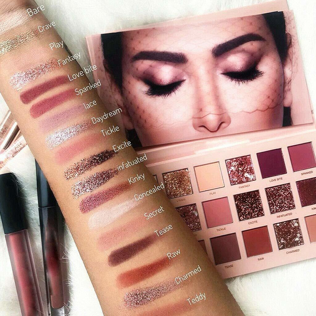 Huda Beauty New Nude palette