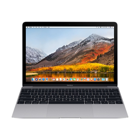Apple MacBook 1.2Ghz Space Gray - Серый Космос