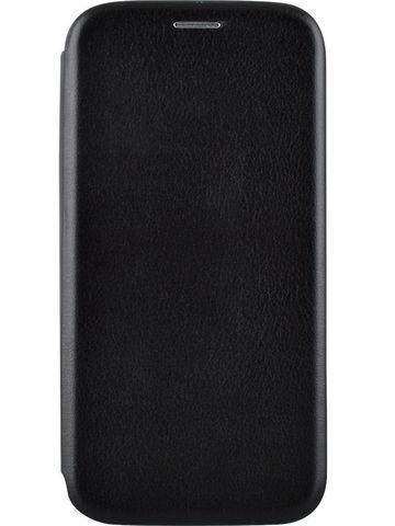 Чехол-книжка Fashion Case для Xiaomi Redmi 9A, черный