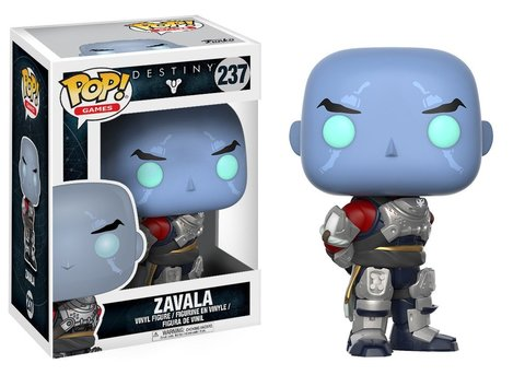 Фигурка Funko POP! Vinyl: Games: Destiny: Zavala 20363