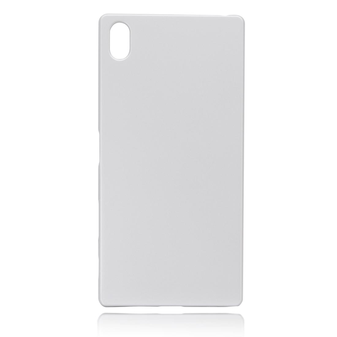 Пластиковый чехол серый для Xperia Z5 Premium в Sony Centre Воронеж