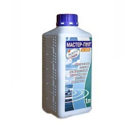 МАСТЕР-ПУЛ жидкое средство 4 в 1 флакон 1 л
