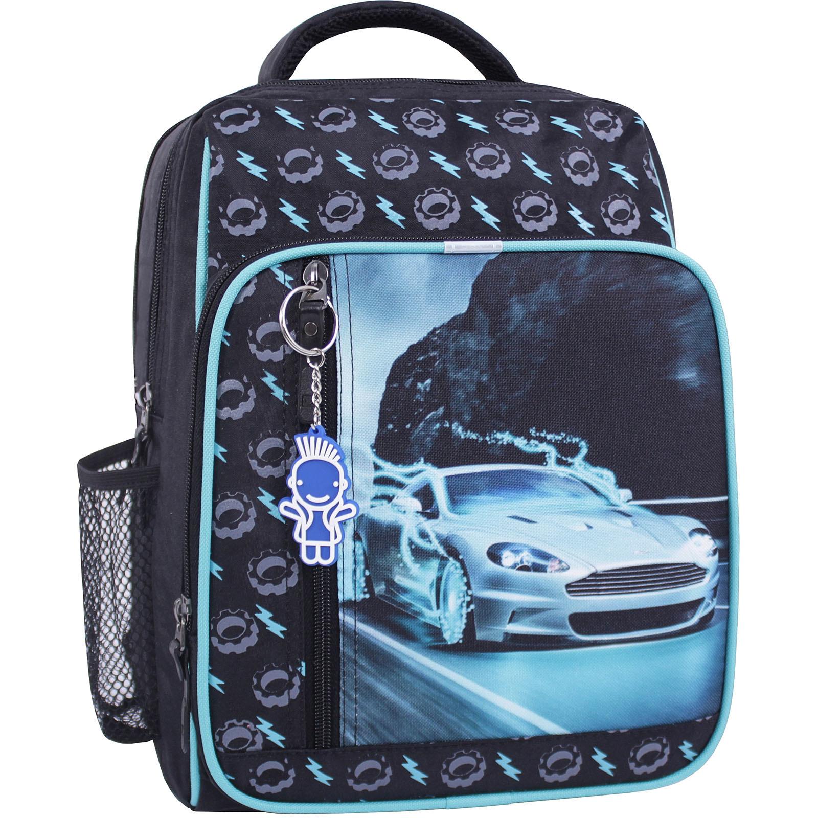 Рюкзак школьный Bagland Школьник 8 л. Черный 419 (0012870) фото 1