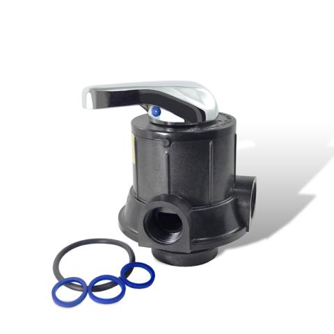 Ручной клапан RUNXIN TM.F56A - фильтр., до 4,5 м3/час