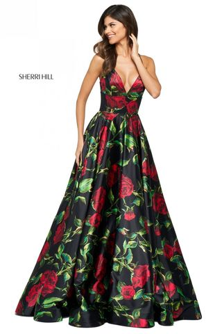Вечернее платье бальное