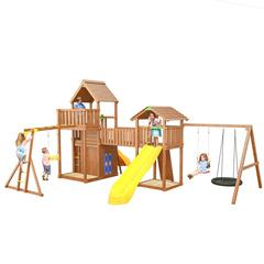 Детская площадка Jungle Grand Palace 5