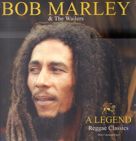 Bob Marley & The Wailers – A Legend Reggae Classics