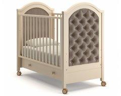 Кровать детская Софи Люкс слоновая кость
