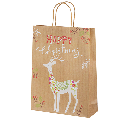 Пакет Happy Christmas L Deer