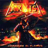 Axxis / Paradise In Flames (RU)(CD)