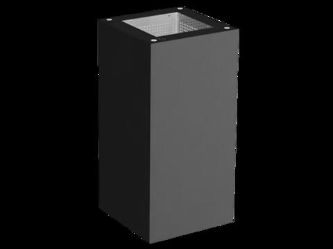 RRS 355-400 Крышный короб с шумоглушением для вентилятора RMV