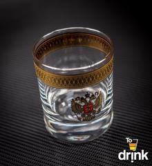 Подарочный набор из 6 стаканов для виски «Держава», 225 мл, фото 3