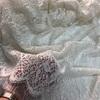 Кружевное полотно SH Шерстяное экрю 030050-G