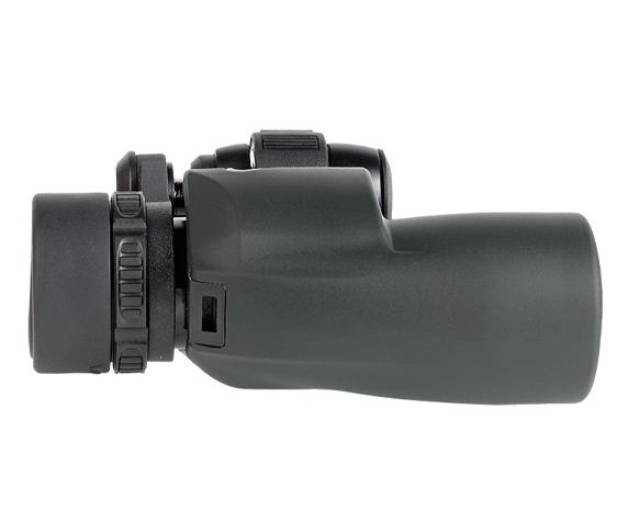 Бинокль Veber ED 7x30 WP green - высокий диапазон рабочих температур