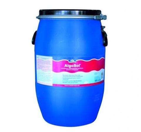 Препарат для борьбы с водорослями в пруду Soll AlgoSol 100L