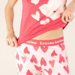 Женские брюки пижамные E21K-12D101