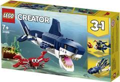 Lego Creator Deep Sea Creatures