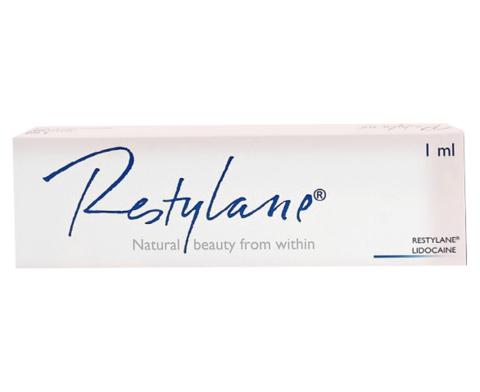 *Рестилайн (GALDERMA/Restylane/Lidocaine/1мл)