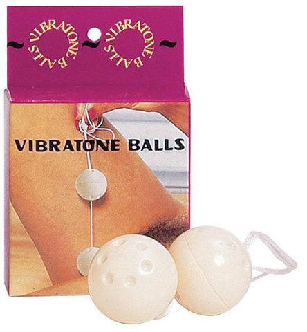 Пластиковые вагинальные шарики - Seven Creations 7334 BX GP