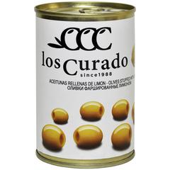 Los Curado Оливки фаршированные лимоном,  300г