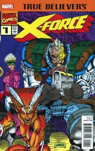 True Believers: X-Force #1