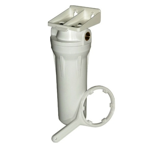 Колба фильтра SL бел.(ключ,кроншт.,упак.) ½