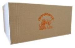 Подстилки для животных 60х40, 200 шт., Доброзверики «Короба»