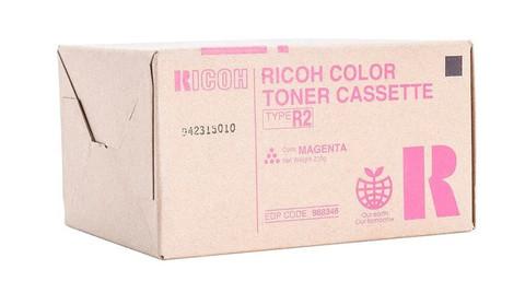 Тонер-картридж Ricoh Type R2 888346 пурпурный