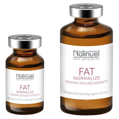 Гель стимулирующий  Фаза1+Фаза2 (апоптоз адипоцитов) (Natinuel |  Fat Normalize Fase1+Fasa2 C.R.P.), 3* 2 мл+18 мл