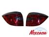LED фары задние Toyota Highlander