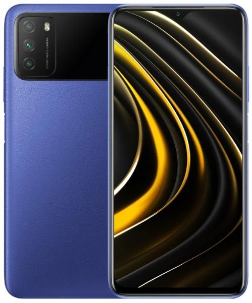 Poco M3 Xiaomi Poco M3 4/64GB Blue (синий) blue1.png
