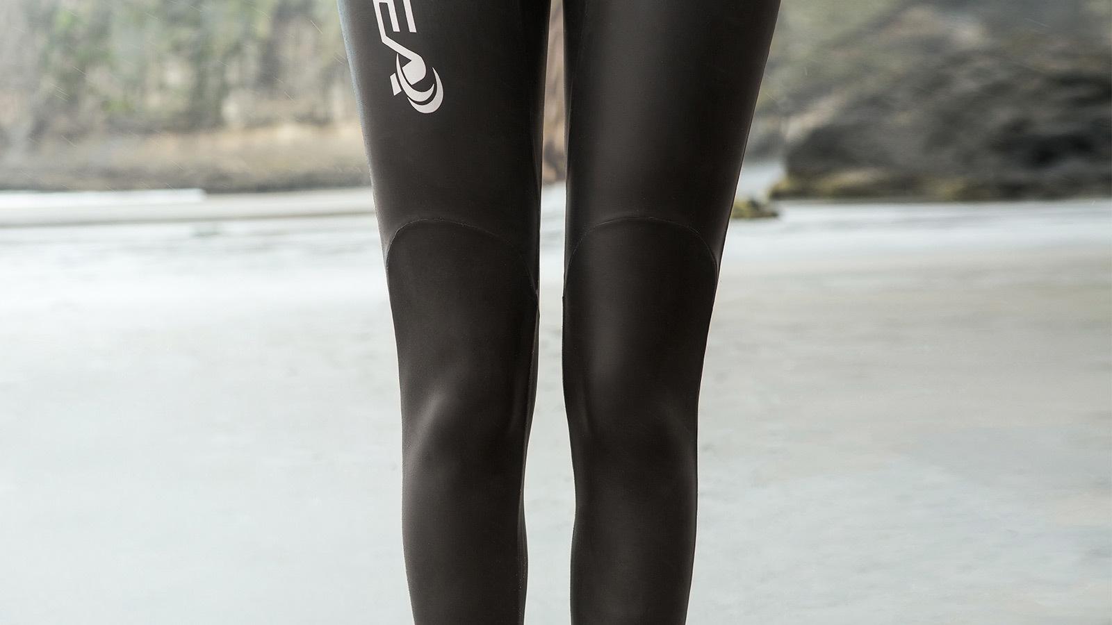 штанины женского гидрокостюма