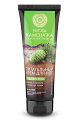 Питательный крем для ног Кедровые Унты Kamchatka Natura Siberica
