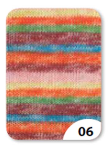 Пряжа для вязания носков Gruendl Hot Socks Ledro купить