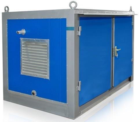 Дизельный генератор Fubag DS 100 DA ES в контейнере