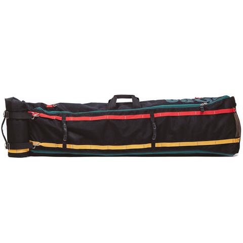 Чехол для лыж и сноуборда на колёсах Born Черный 190 см (0099190)