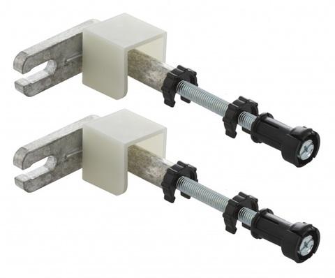 Geberit Duofix 111.815 00.1 комплект крепления к стене (крепёжных элементов) для инсталляции
