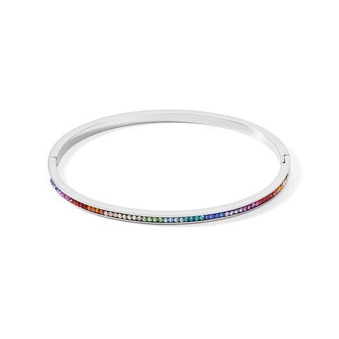 Браслет Multicolor Silver 0129/37-1517