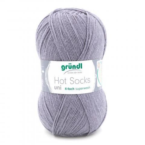 Gruendl Hot Socks Uni 100 (82) купить - www.knit-socks.ru