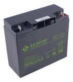 Аккумулятор для ИБП B.B.Bаttery BC12-12 (12V 12Ah / 12В 12Ач) - фотография