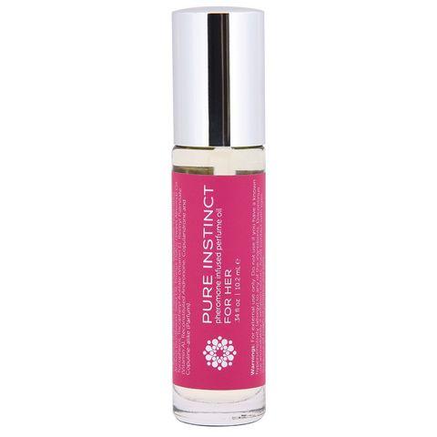 Женское парфюмерное масло с феромонами PURE INSTINCT - 10,2 мл.