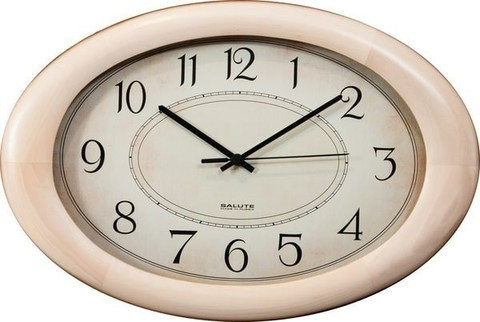 Настенные часы Салют ДС-ОБ7-028