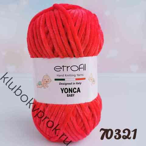 ETROFIL YONCA 70321, Красный