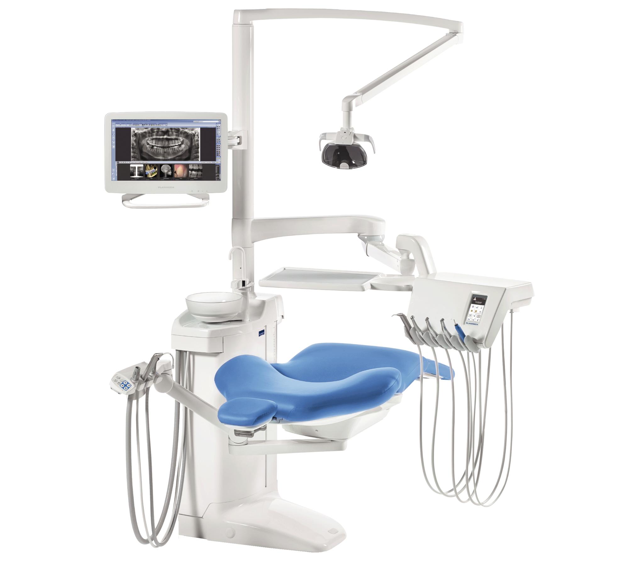 Compact iTouch установка стоматологическая Planmeca