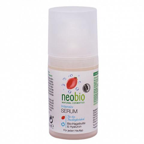 Neobio, Интенсивная сыворотка для лица, 30мл