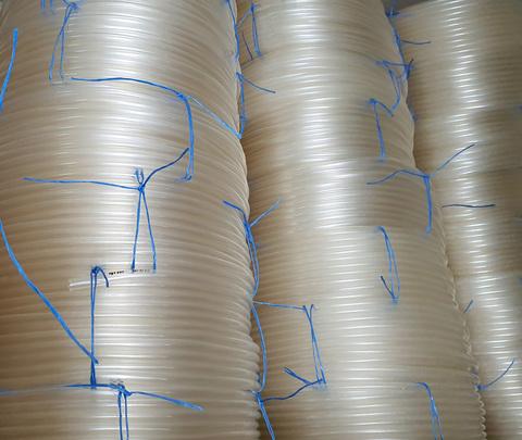 Шланг Ø 18 мм толщина стенки 2 мм прозрачный силиконовый (100 м в бухте)